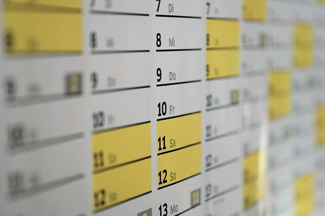 就活スケジュールの作り方はどう変わる?経団連ルールの以前・以後