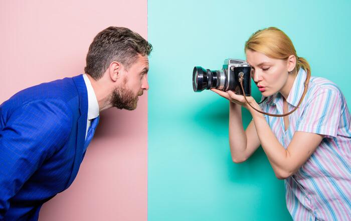 就活の証明写真を撮影する前に押さえておくべきポイント