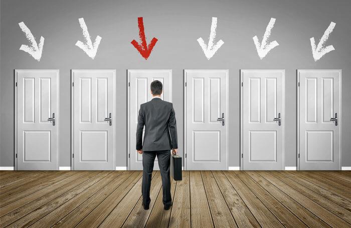 就活で滑り止め企業も受けるべき理由|エントリー企業の選び方