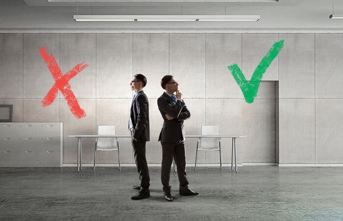 就職浪人で同じ企業を受けるのはアリか?|メリットとデメリット